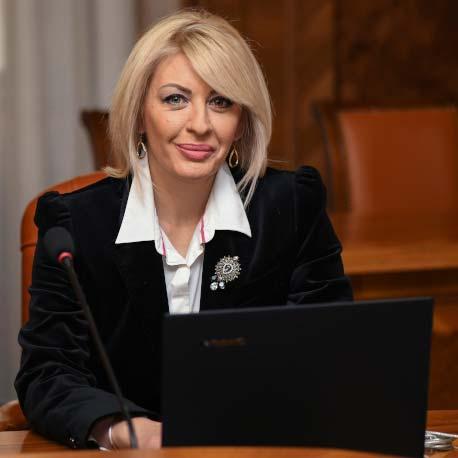 Ministarka Jadranka Joksimović